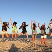 Viajar Juntas. Jericoacoara.Brasil.Salidas grupales diseñadas y pensadas para mujeres. Viajes de mujeres en grupo.Viajamos Juntas por el mundo. Viajemos juntas en el proximo viaje