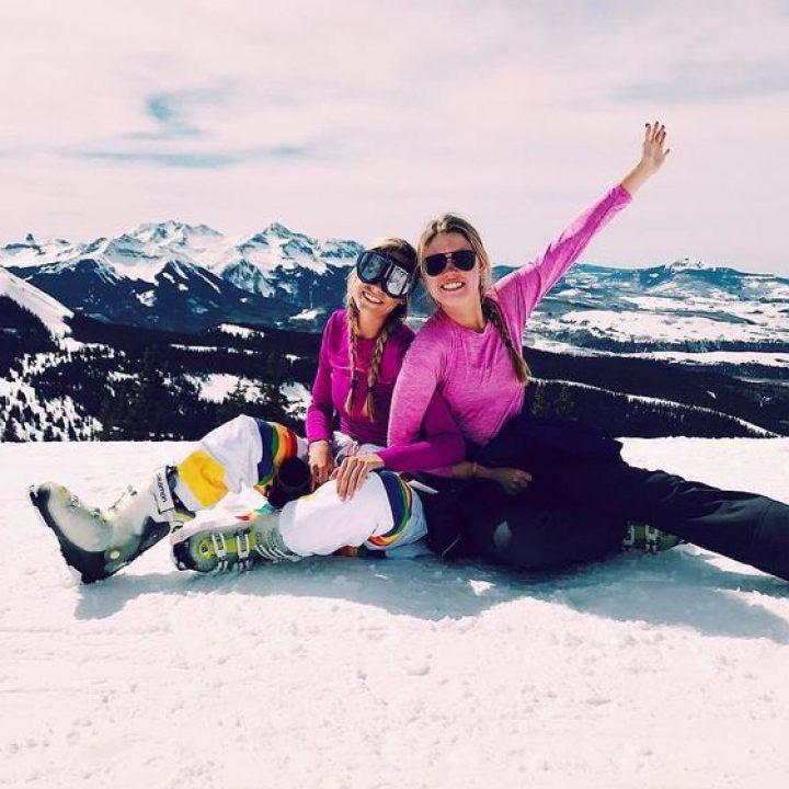 Ski girls 2021