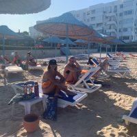 Viajar Juntas Cesme Costa Turca Turquia Grupo de Mujeres